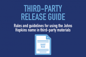 Third-party release guide