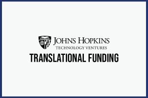 JHTV Translational Funding